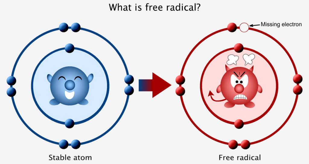 What free radical is
