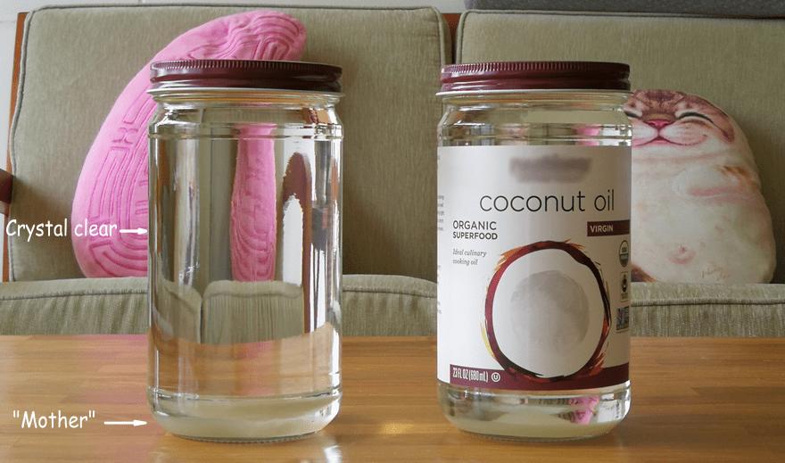 How best virgin coconut oil looks like